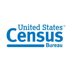 Bureau of Census logo.