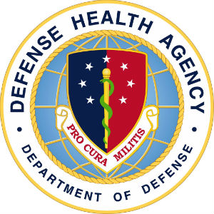 Defense Health Agency logo.