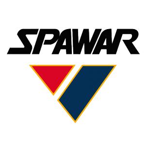 Navy SPAWAR logo.