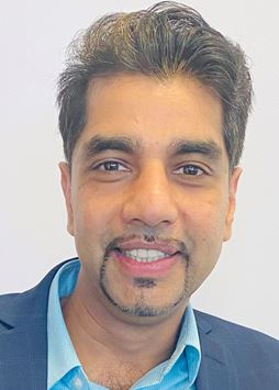 Image of Dr. Sunny Singh, Chief Operation Officer